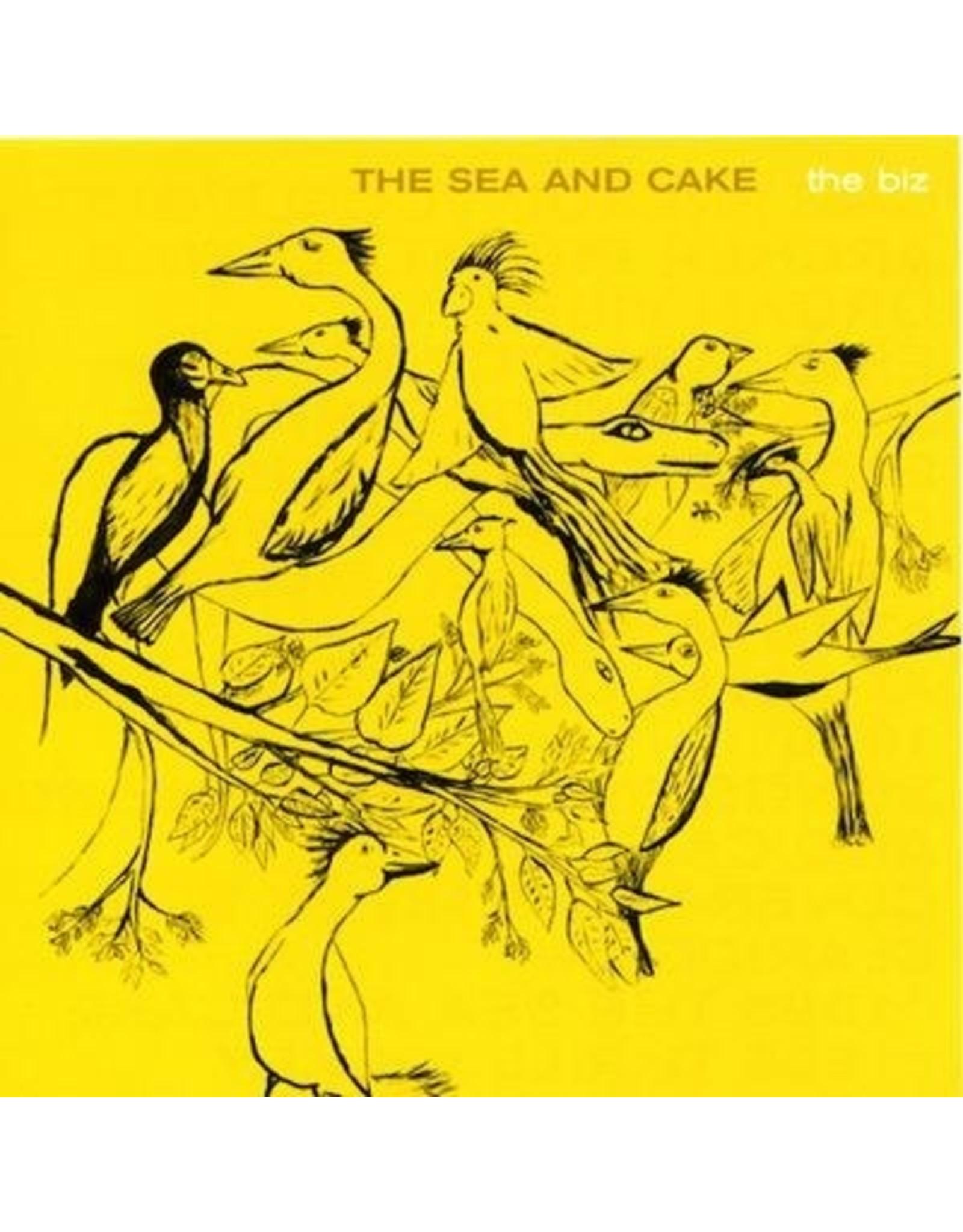New Vinyl The Sea And Cake - The Biz LP