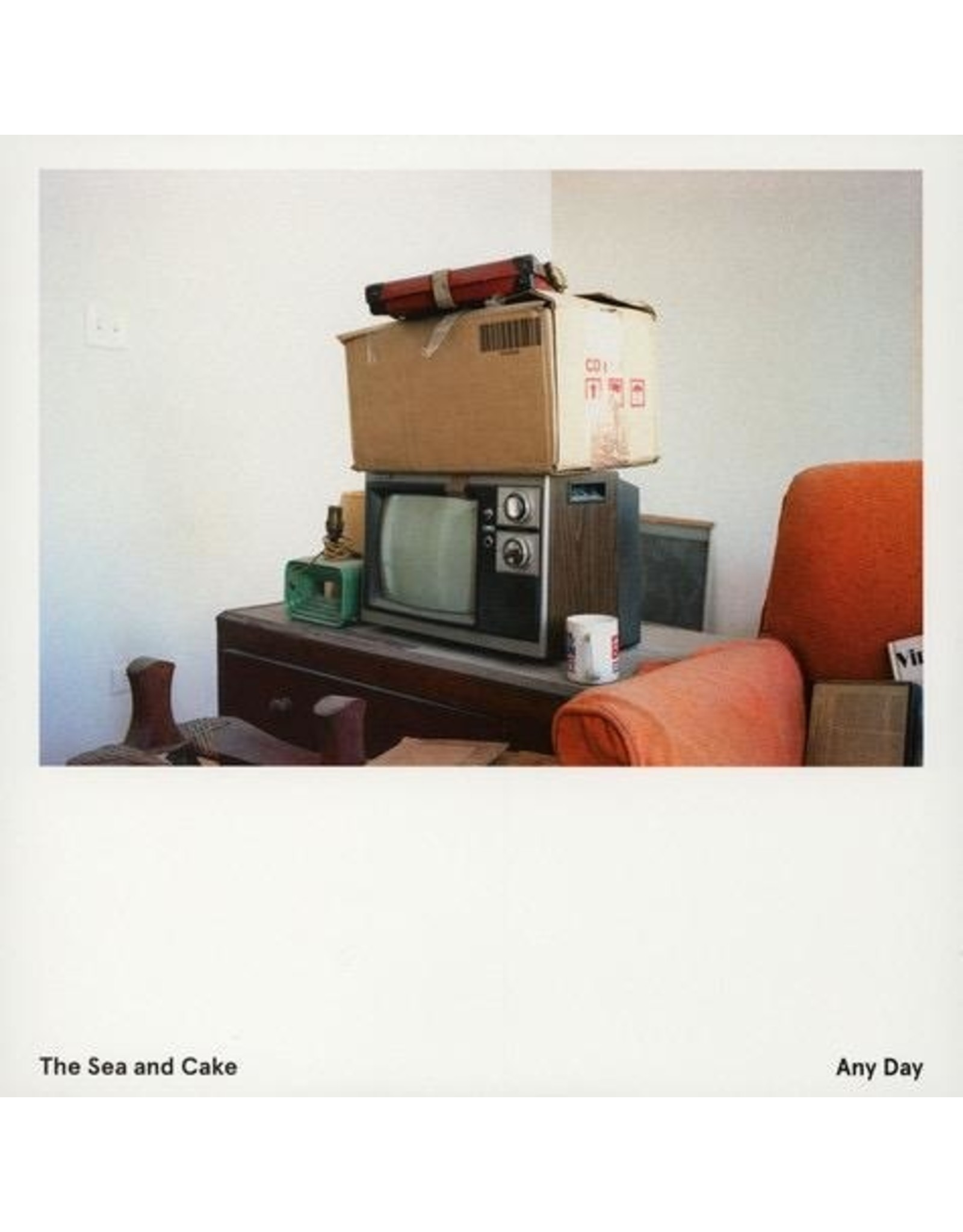 New Vinyl The Sea And Cake - Any Day LP