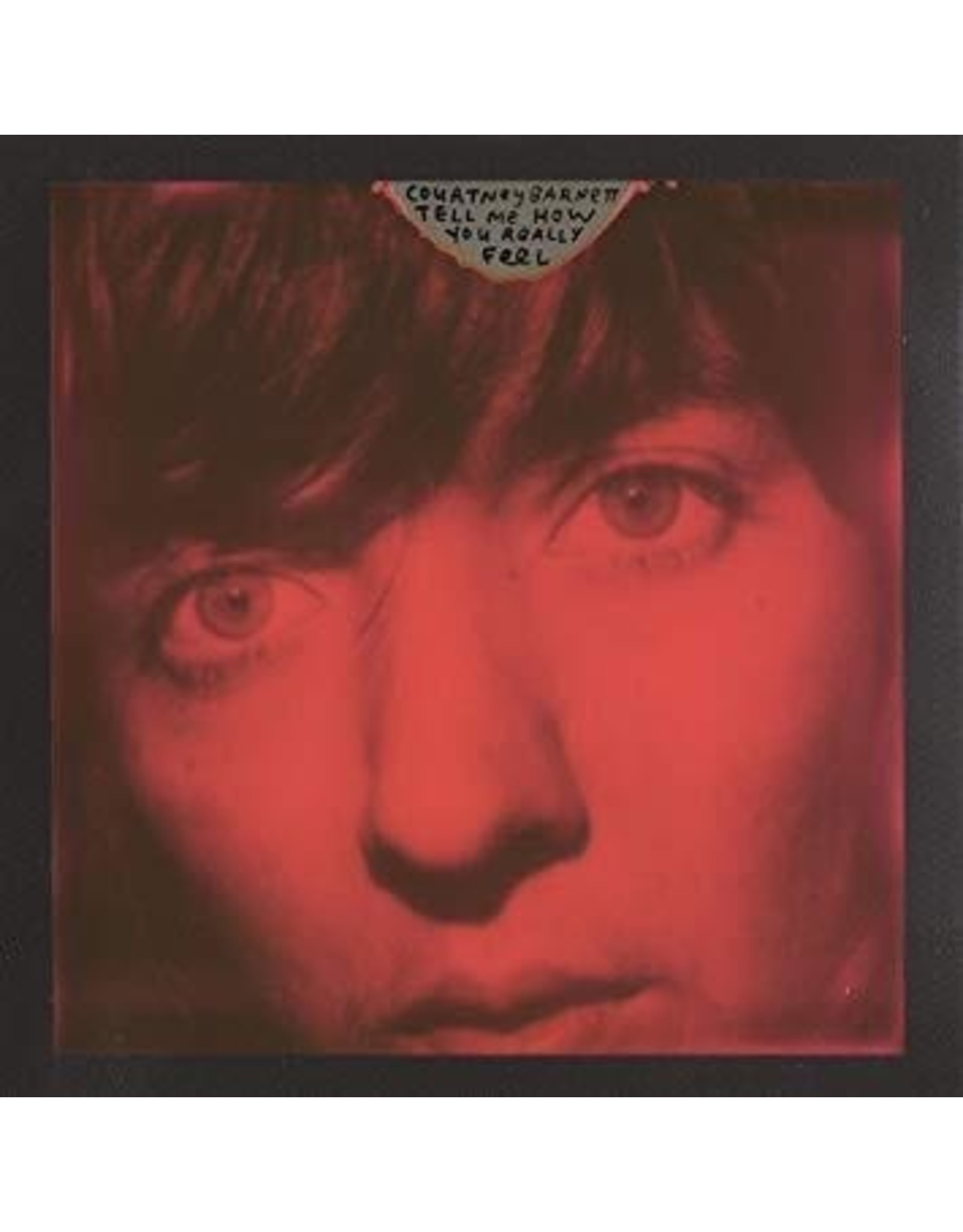 New Vinyl Courtney Barnett - Tell Me How You Really Feel LP