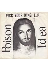 "New Vinyl Poison Idea - Pick Your King EP 12"""