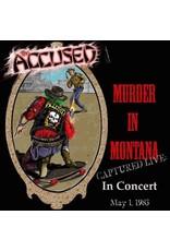 New Vinyl The Accused - Murder In Montana LP
