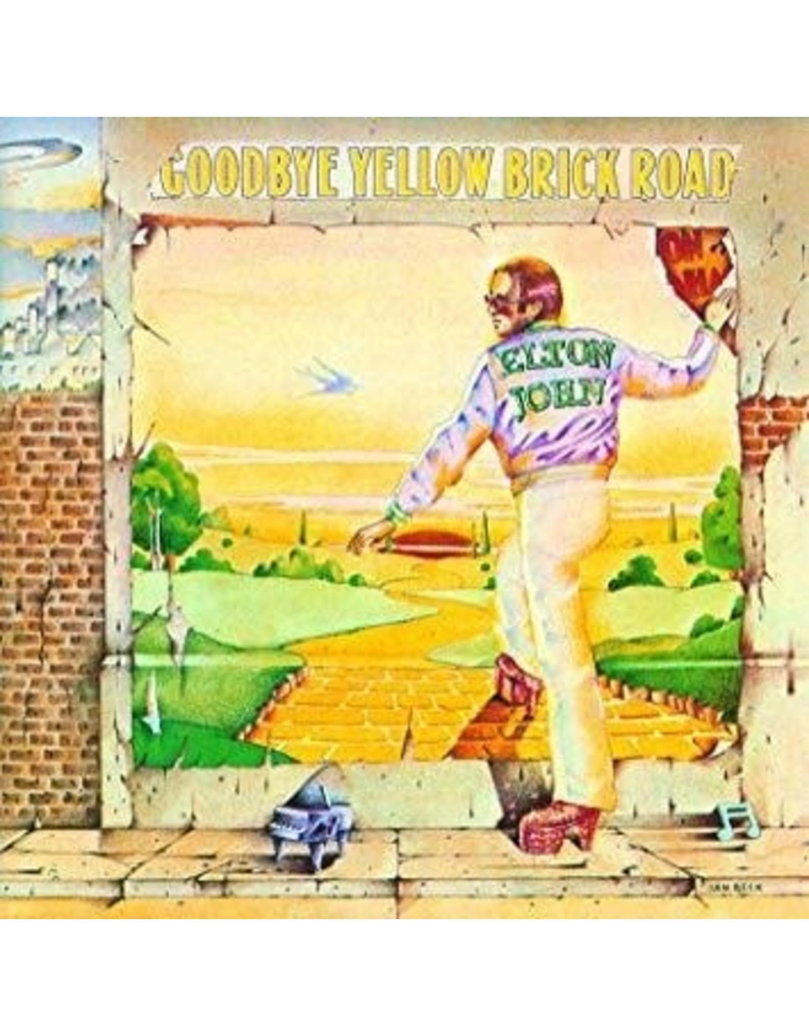 New Vinyl Elton John - Goodbye Yellow Brick Road 2LP
