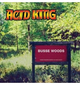 New Vinyl Acid King - Busse Woods LP