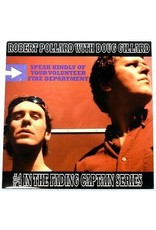 New Vinyl Robert Pollard With Doug Gillard - Speak Kindly Of Your Volunteer Fire Department LP