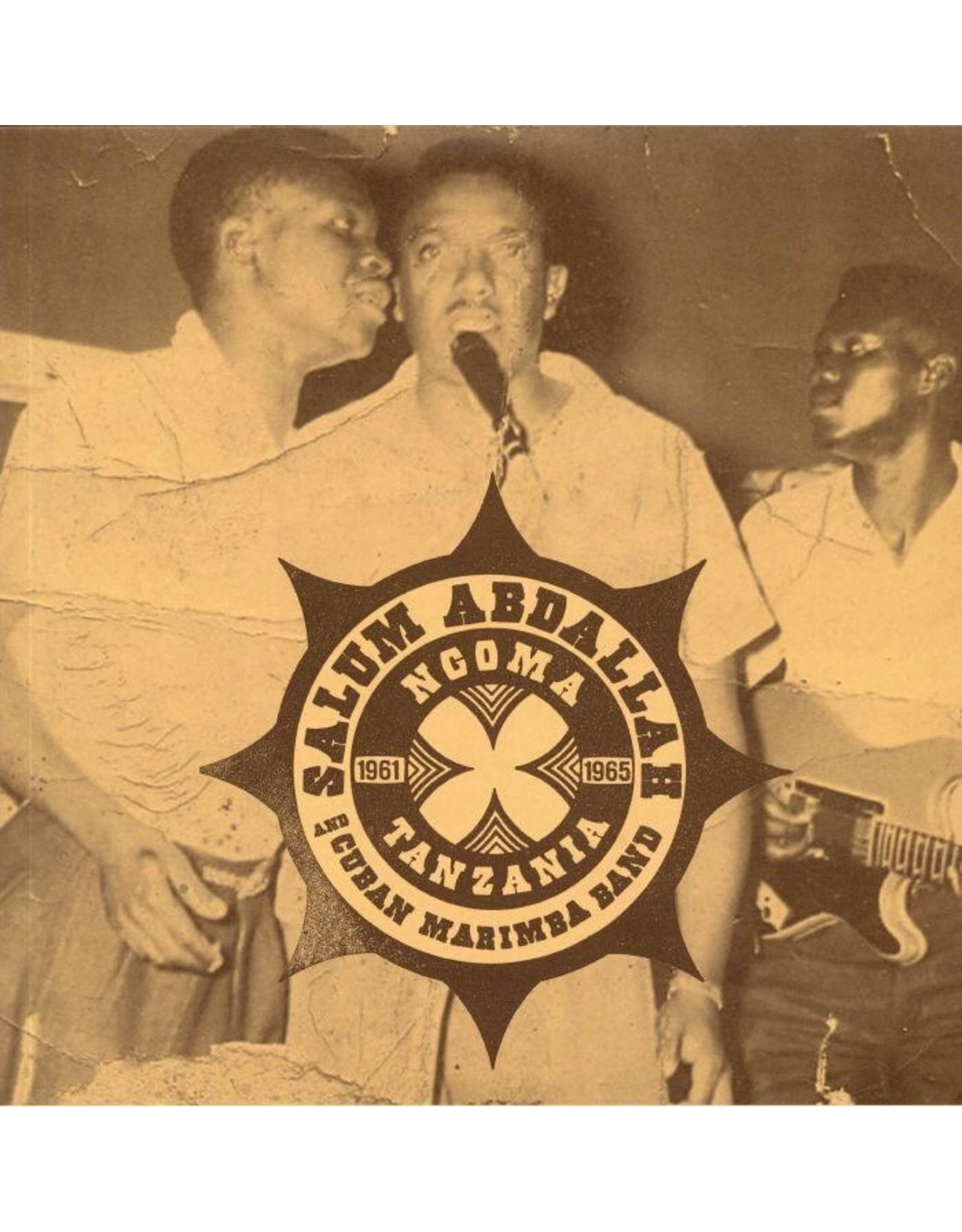 New Vinyl Salum Abdallah & Cuban Marimba Band - Ngoma Tanzania LP