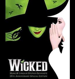 New Vinyl Wicked - Original Broadway Cast Recording 2LP