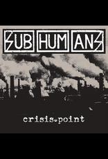 New Vinyl Subhumans - Crisis Point LP