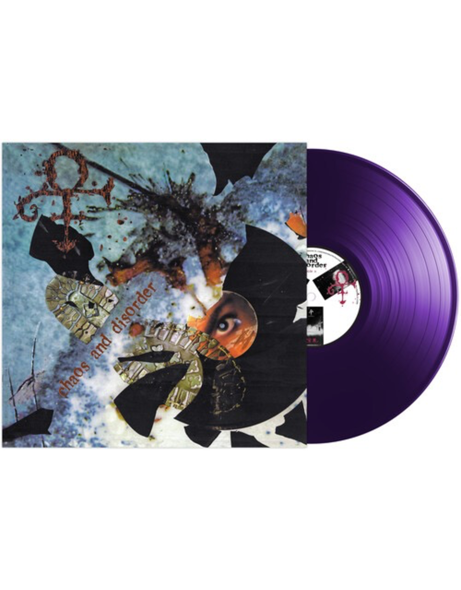 New Vinyl Prince - Chaos & Disorder (Colored) LP