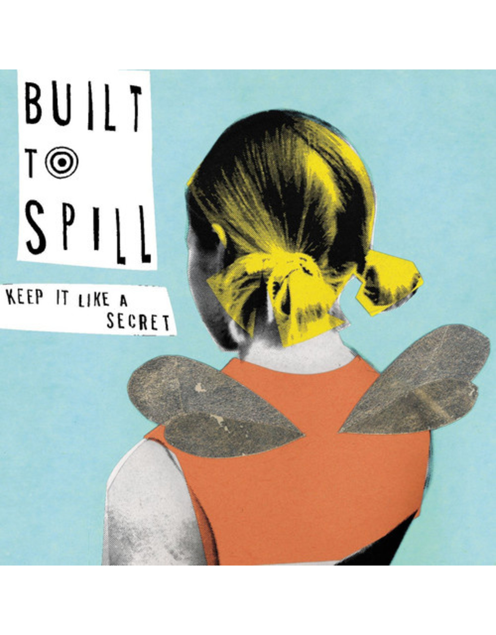 New Vinyl Built To Spill - Keep It Like A Secret [Holland Import] LP
