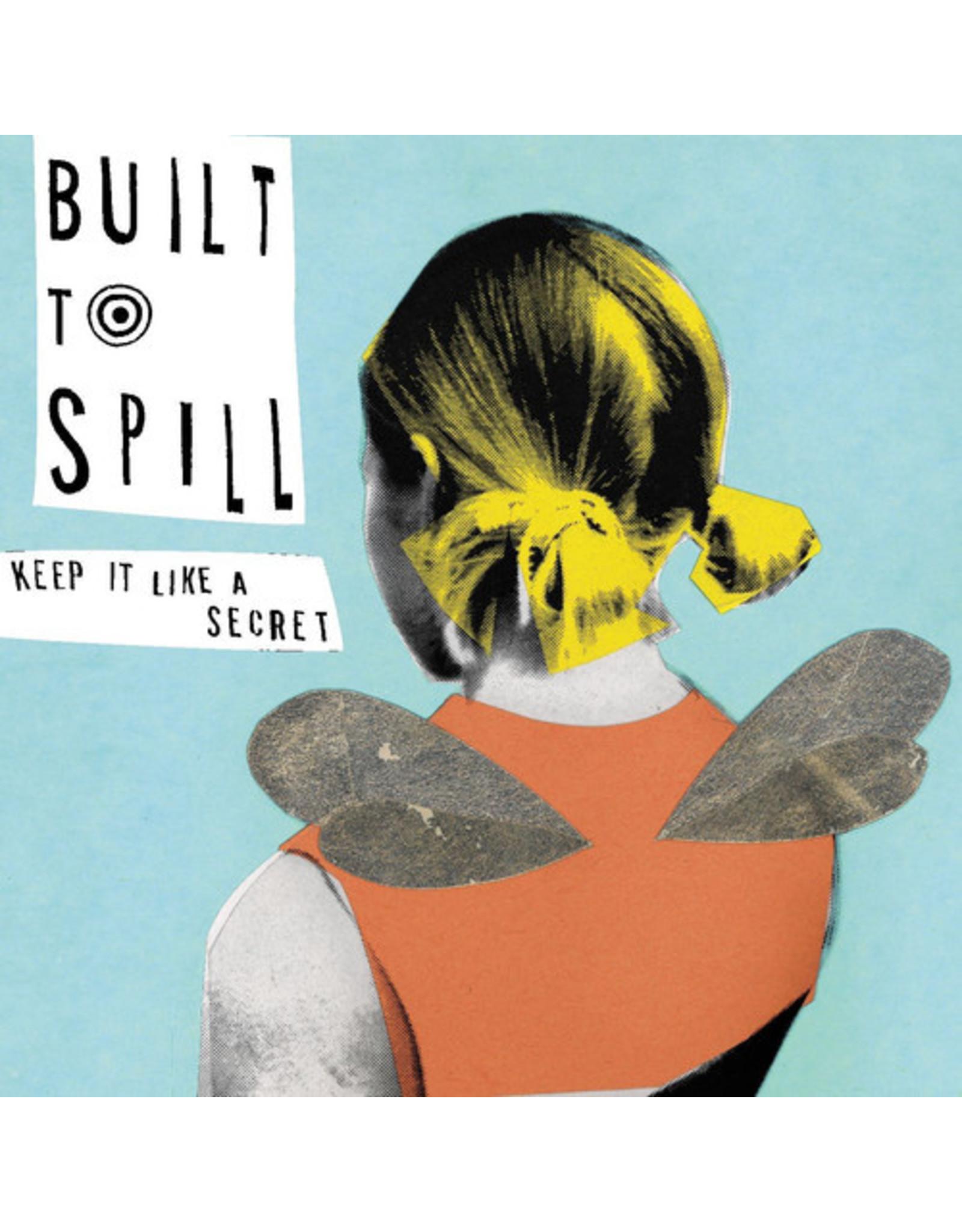 New Vinyl Built To Spill - Keep It Like A Secret LP