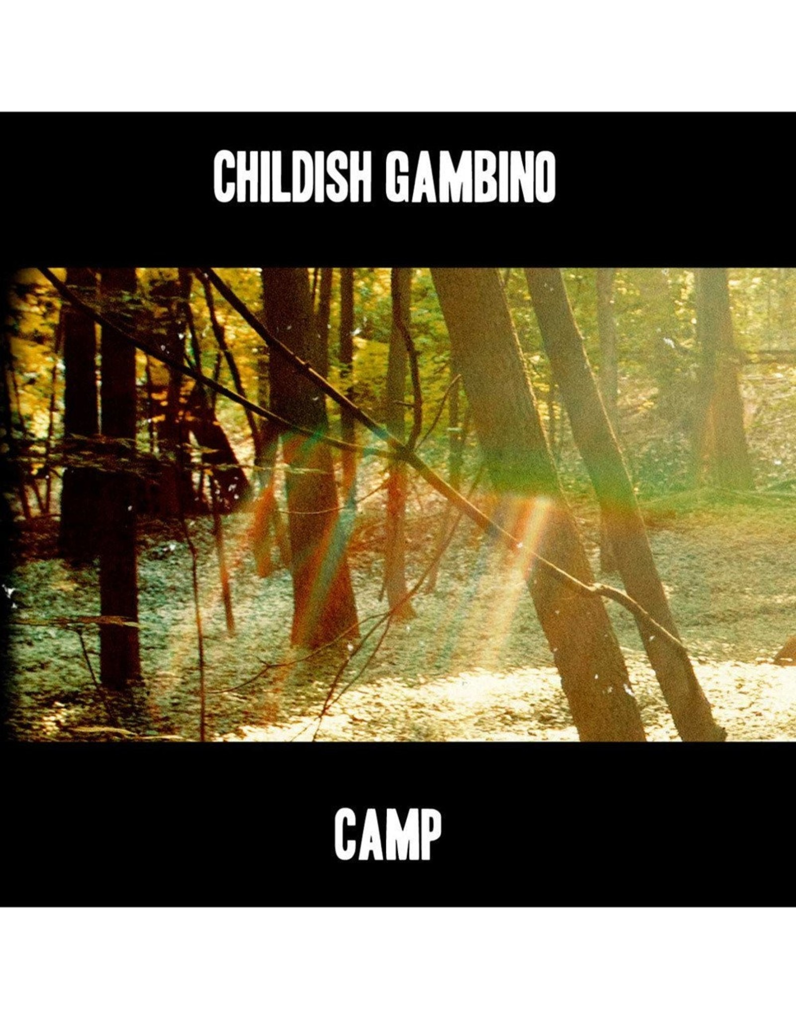 New Vinyl Childish Gambino - Camp 2LP