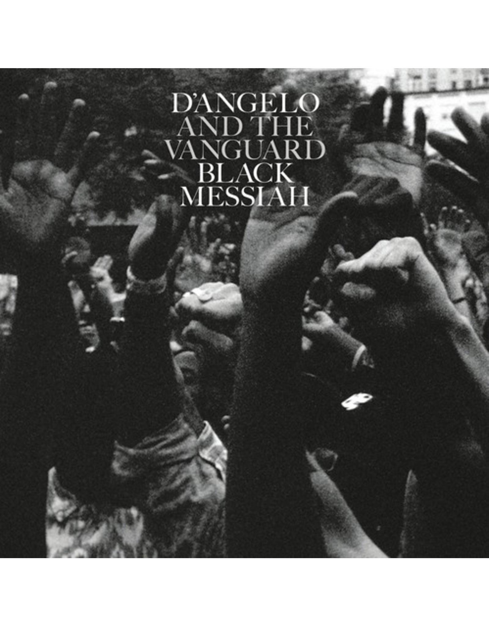 New Vinyl D'Angelo - Black Messiah 2LP