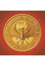 New Vinyl Earth Wind & Fire - The Best Of Vol. 1 LP