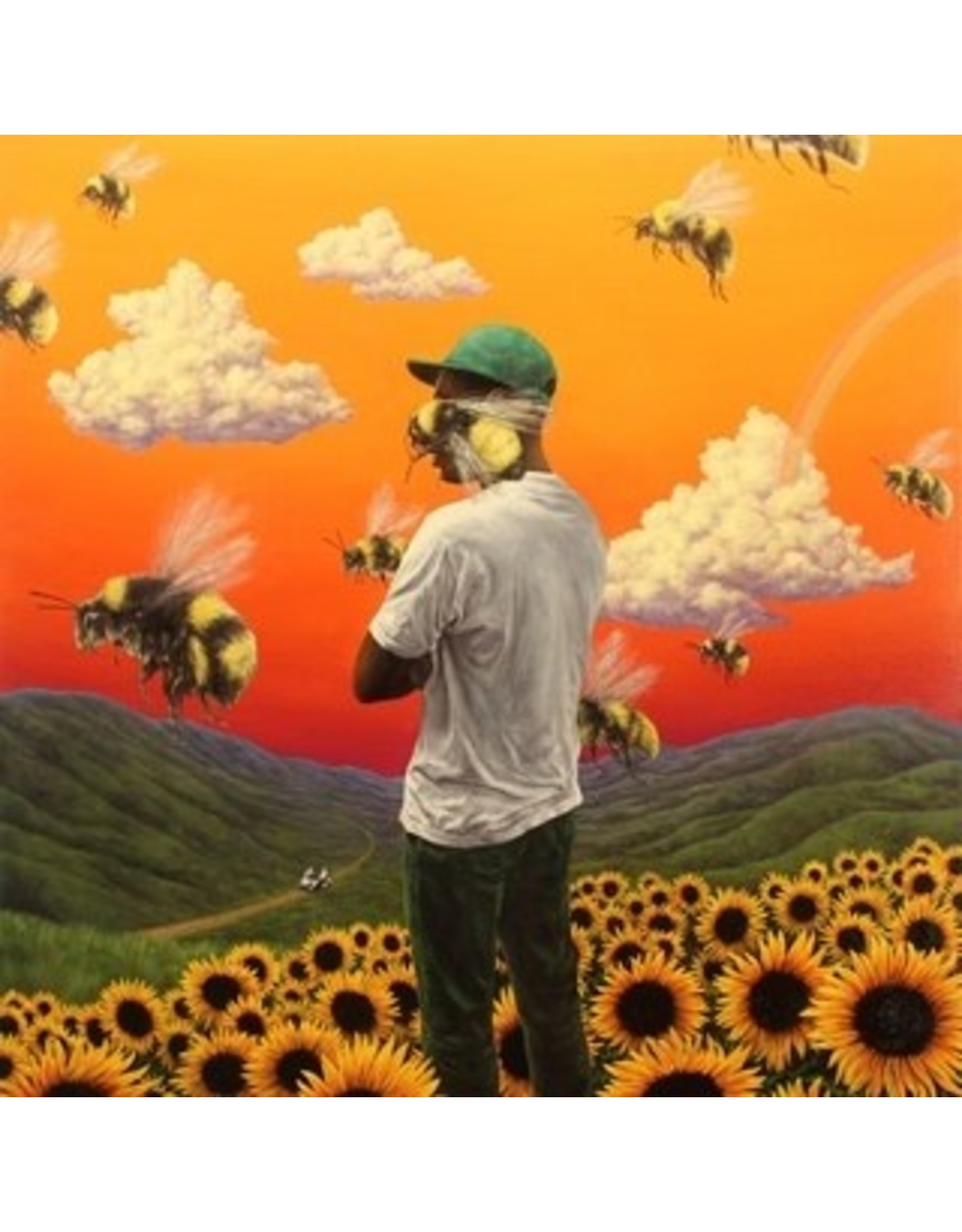New Vinyl Tyler The Creator - Flower Boy 2LP