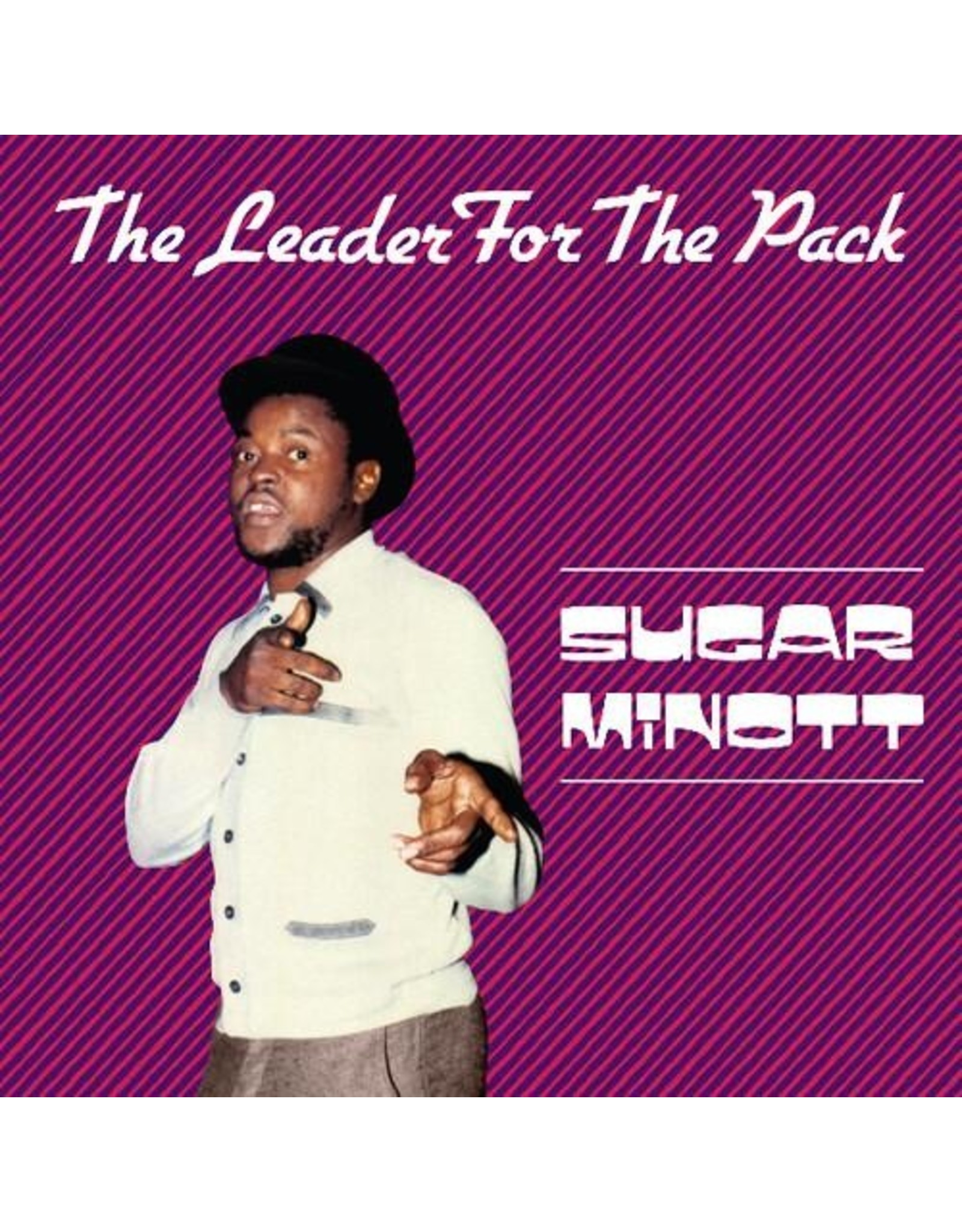 New Vinyl Sugar Minott - The Leader For The Pack LP