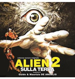 New Vinyl Guido & Maurizio De Angelis - Alien 2 Sulla Terra LP
