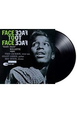 """Baby Face"" Willette - Face To Face LP"