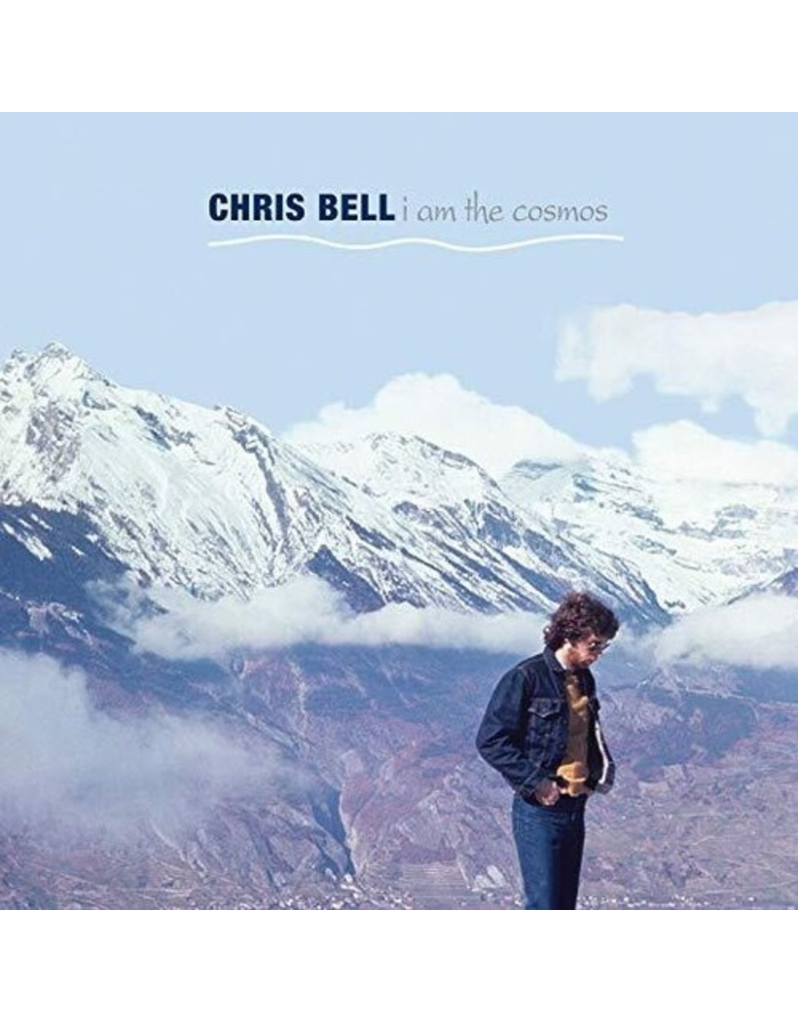 New Vinyl Chris Bell - I Am The Cosmos LP