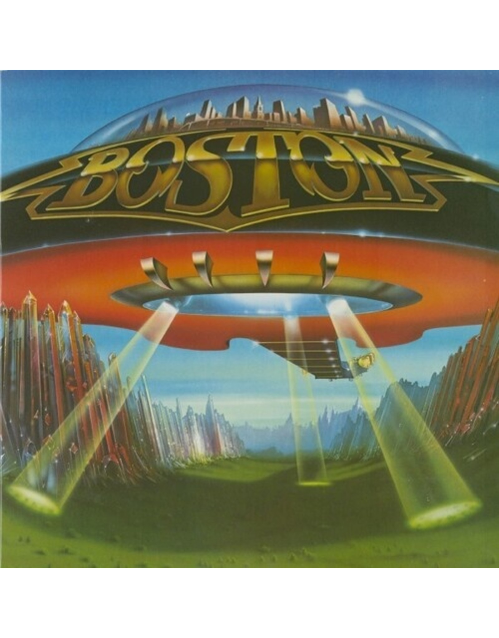 New Vinyl Boston - Don't Look Back (180g, Color) LP