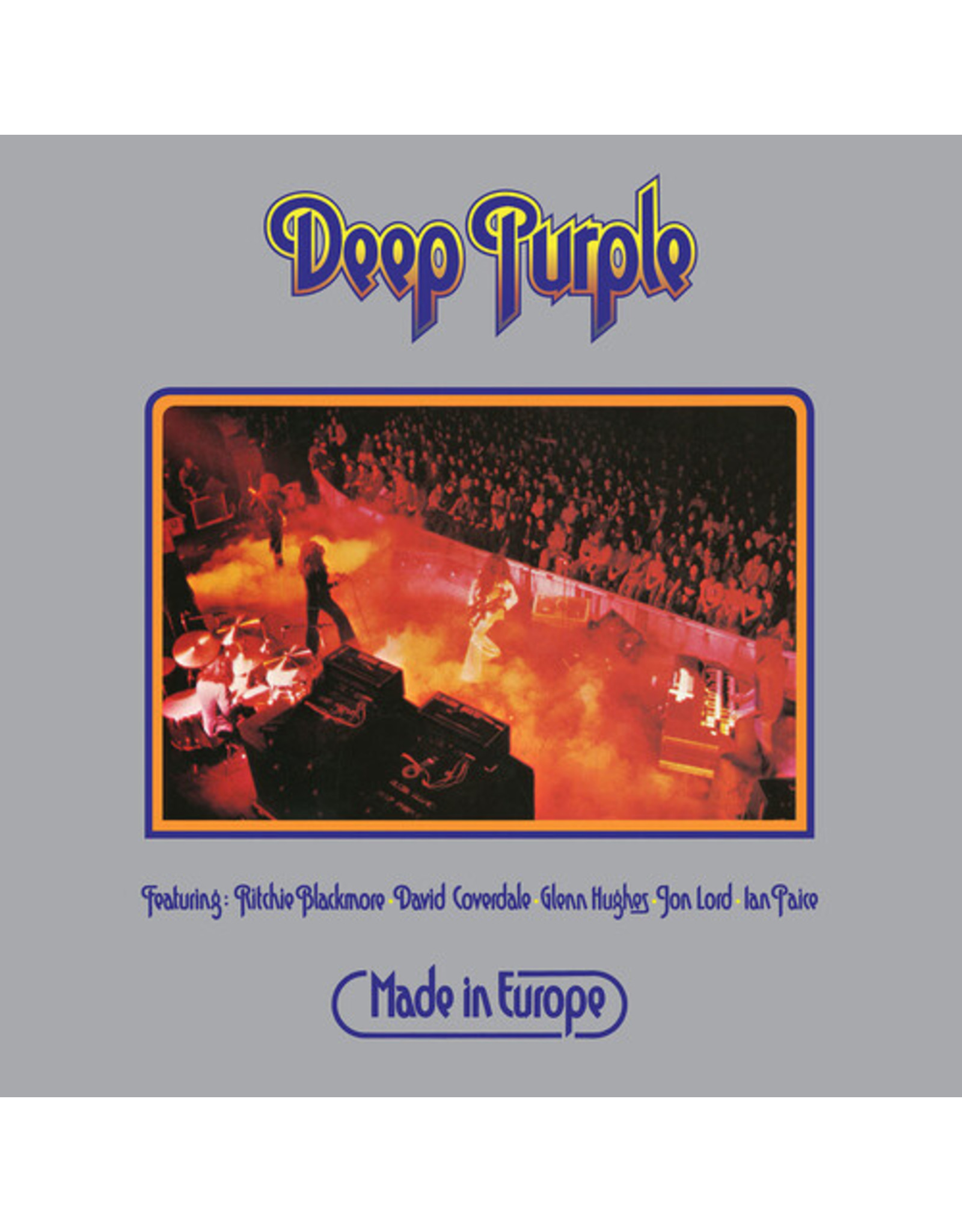 Deep Purple - Made In Europe (Colored) LP