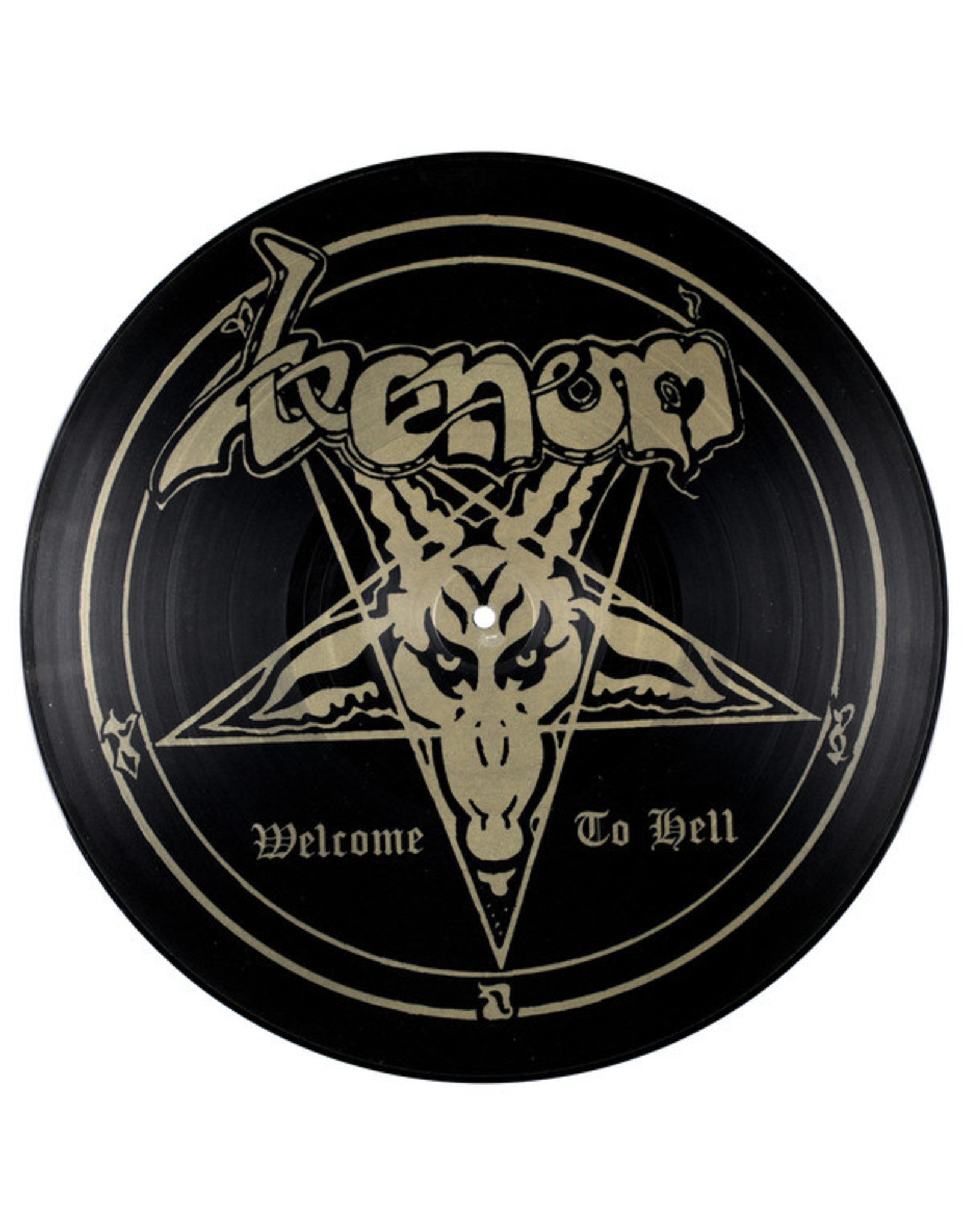 New Vinyl Venom - Welcome To Hell (Picture) LP