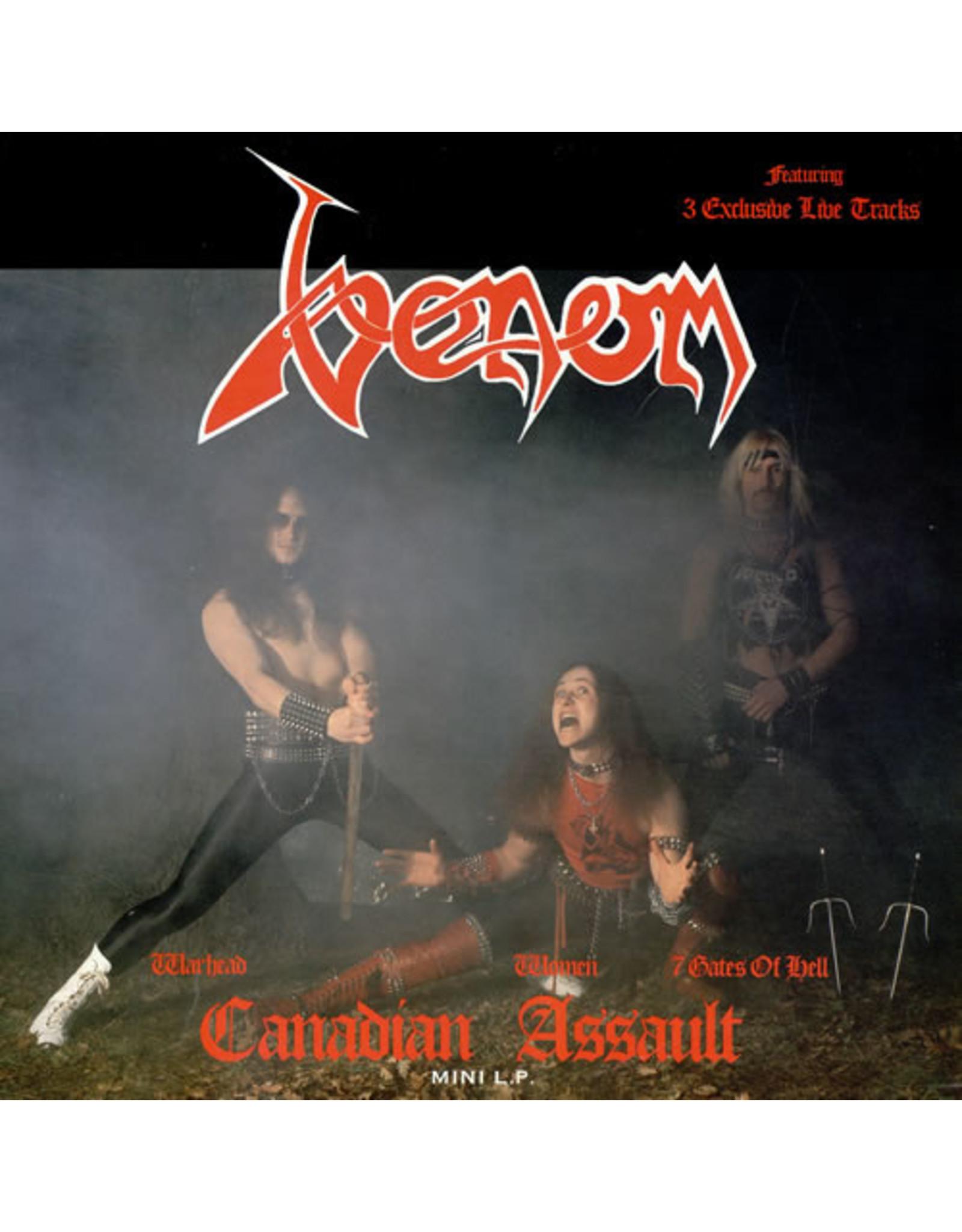 "New Vinyl Venom - Canadian Assault EP 12"""