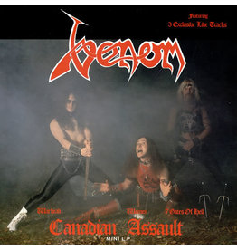 New Vinyl Venom - Canadian Assault EP 12""