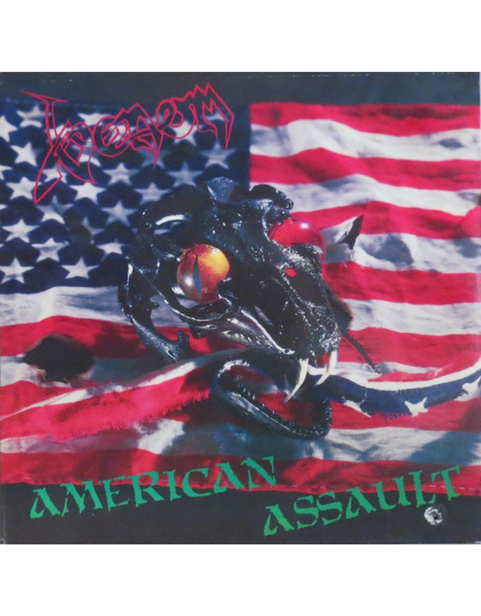 "New Vinyl Venom - American Assault EP 12"""