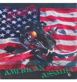 New Vinyl Venom - American Assault EP 12""