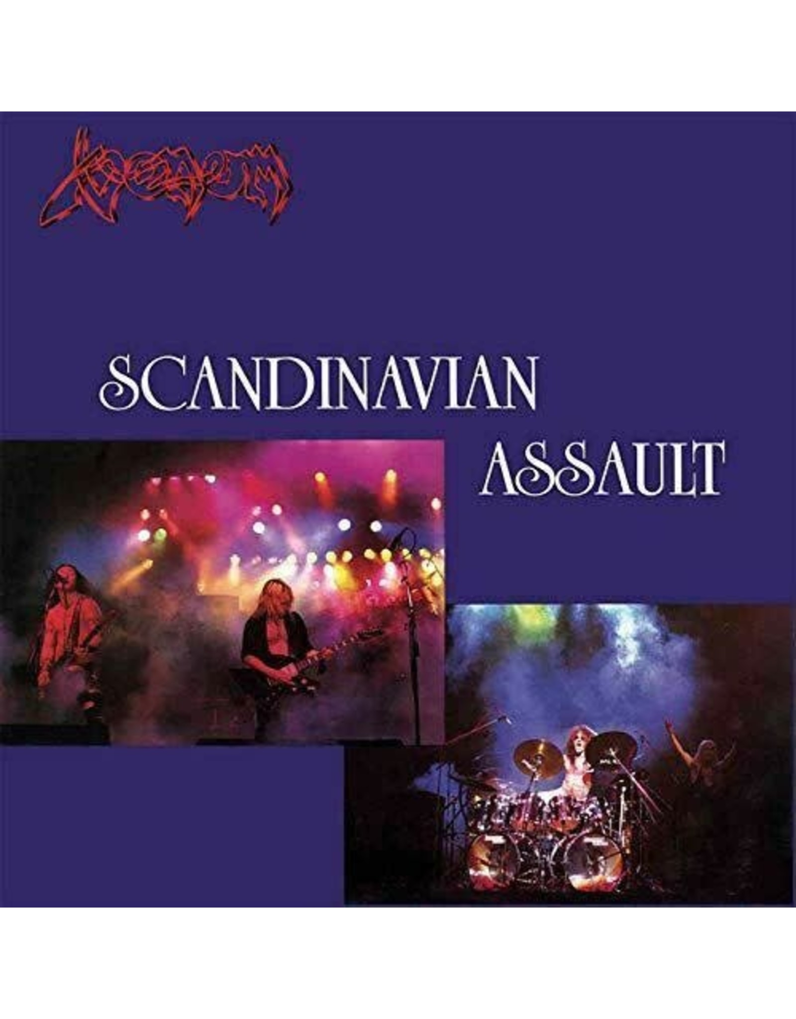 New Vinyl Venom - Scandanavian Assault EP 12""