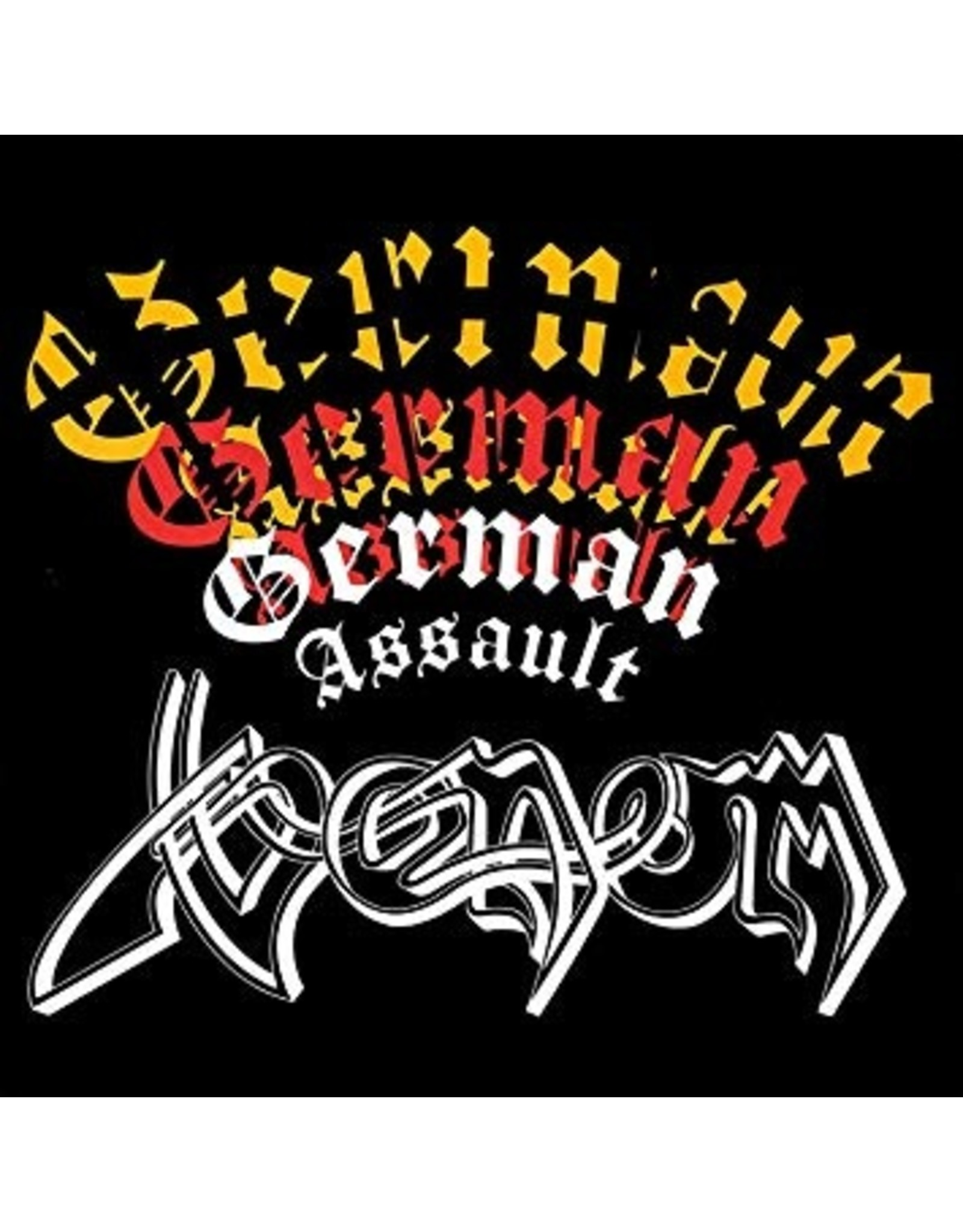 "New Vinyl Venom - German Assault EP 12"""