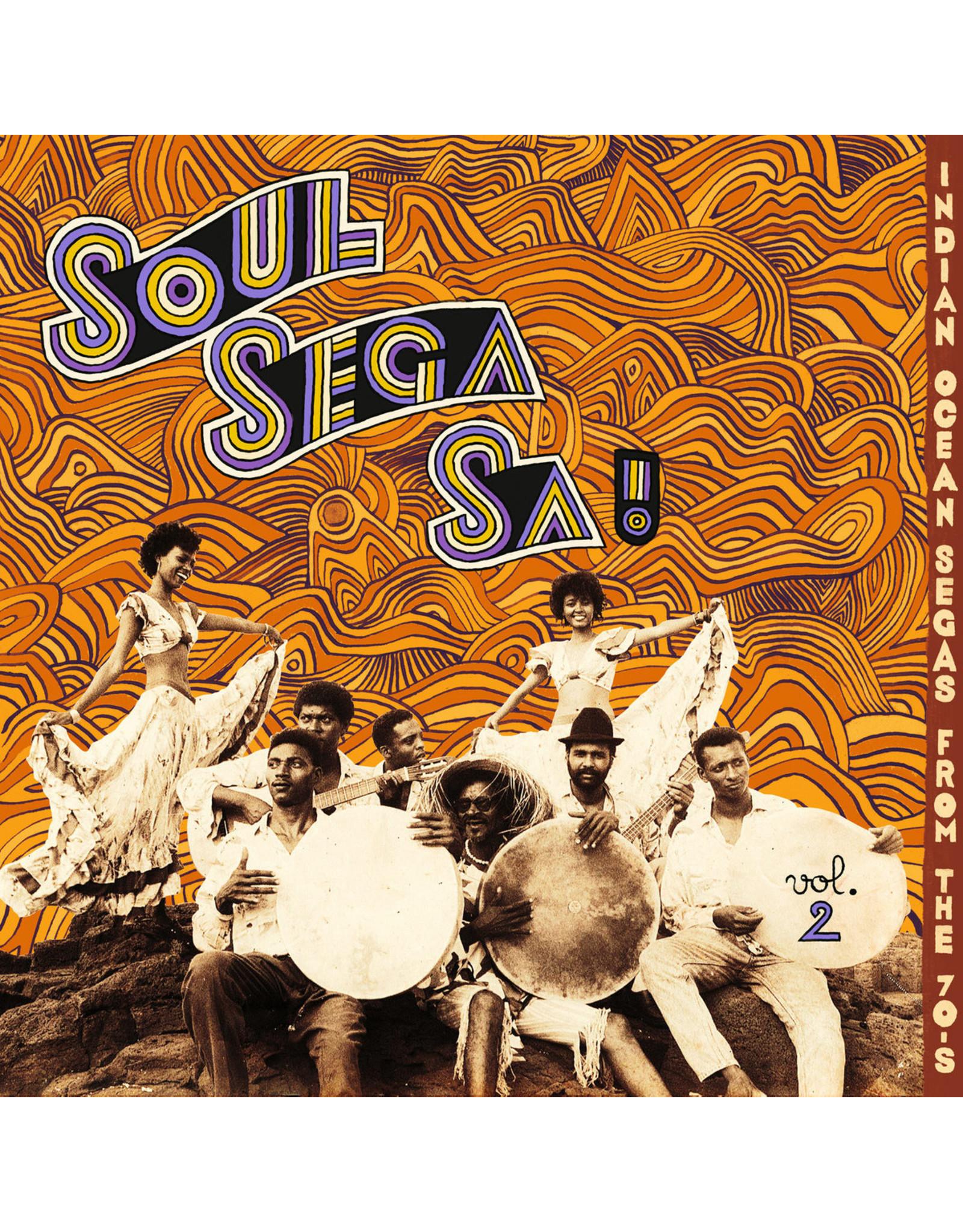 New Vinyl Various - Soul Sega Sa! Vol. 2: Indian Ocean Segas From The 70s LP