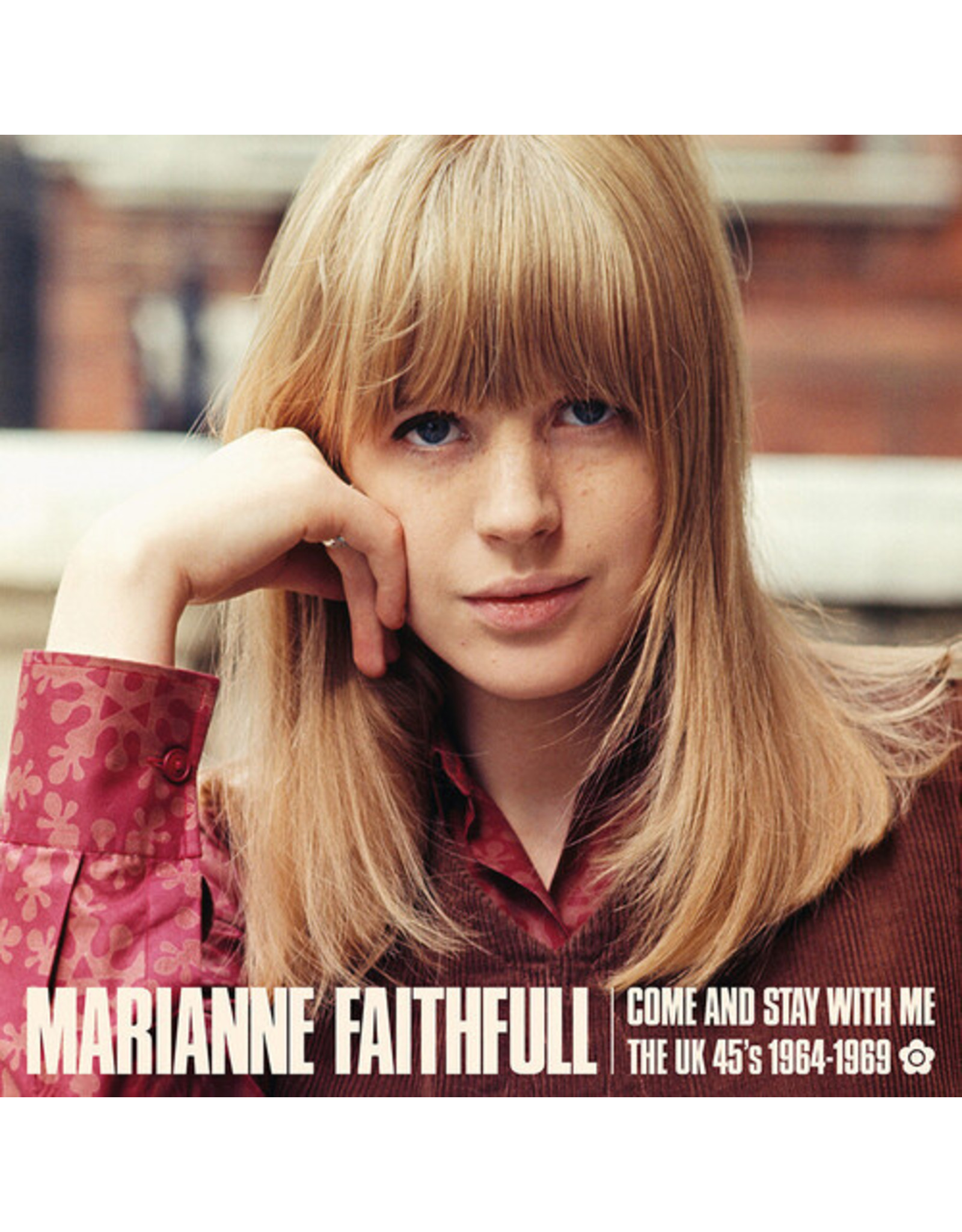 Marianne  Faithfull - Come And Stay With Me: The UK 45's 1964-1969 2LP