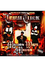 New Vinyl Da Crime-Click - Million Wayz To Murda LP