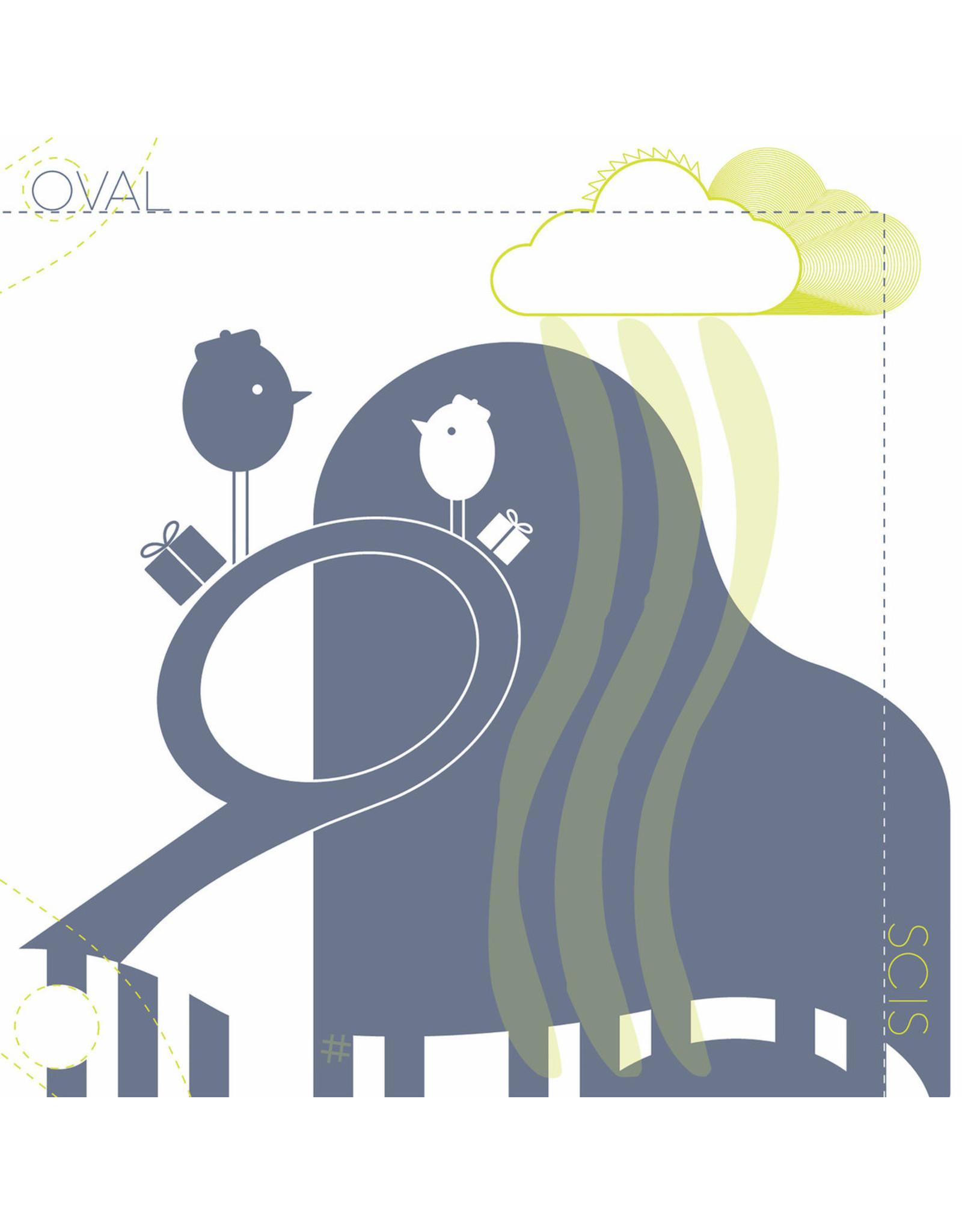 New Vinyl Oval - Scis LP