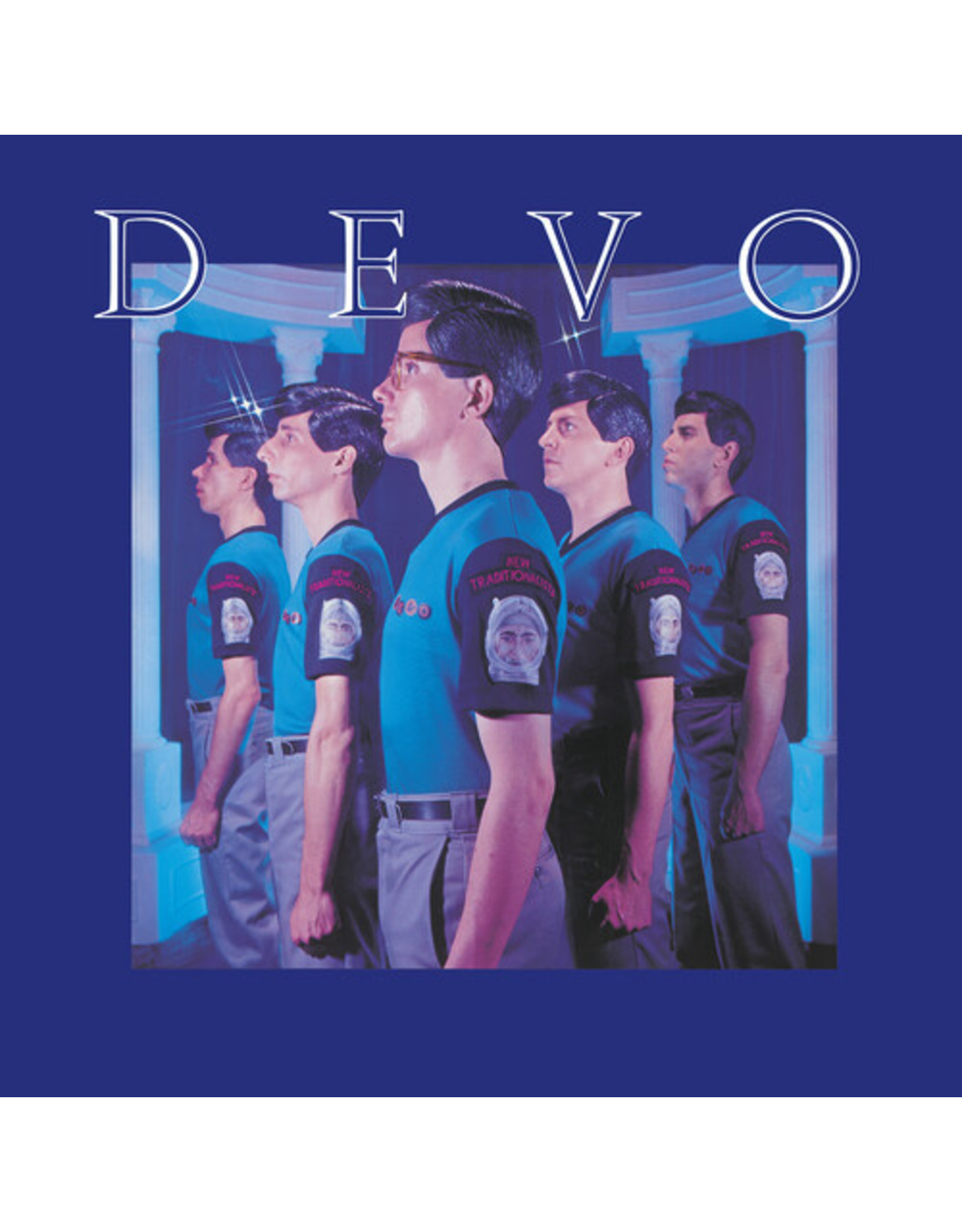 New Vinyl Devo - New Traditionalists (Colored) LP