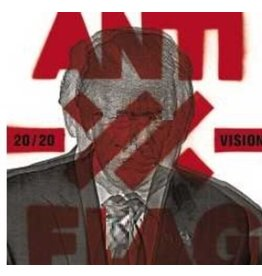 New Vinyl Anti-Flag - 20/20 Vision LP