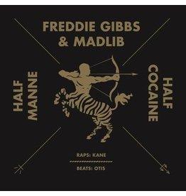"New Vinyl Freddie Gibbs & Madlib - Half Manne Half Cocaine EP 12"""