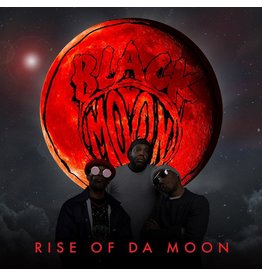 New Vinyl Black Moon - Rise Of Da Moon (Colored) 2LP