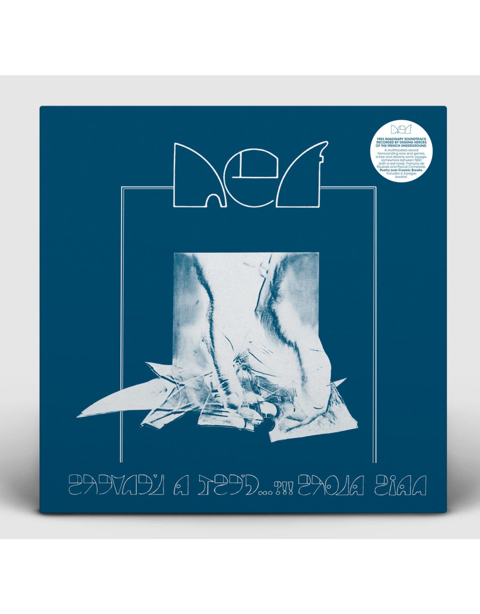 New Vinyl NEF - Mais Alors LP