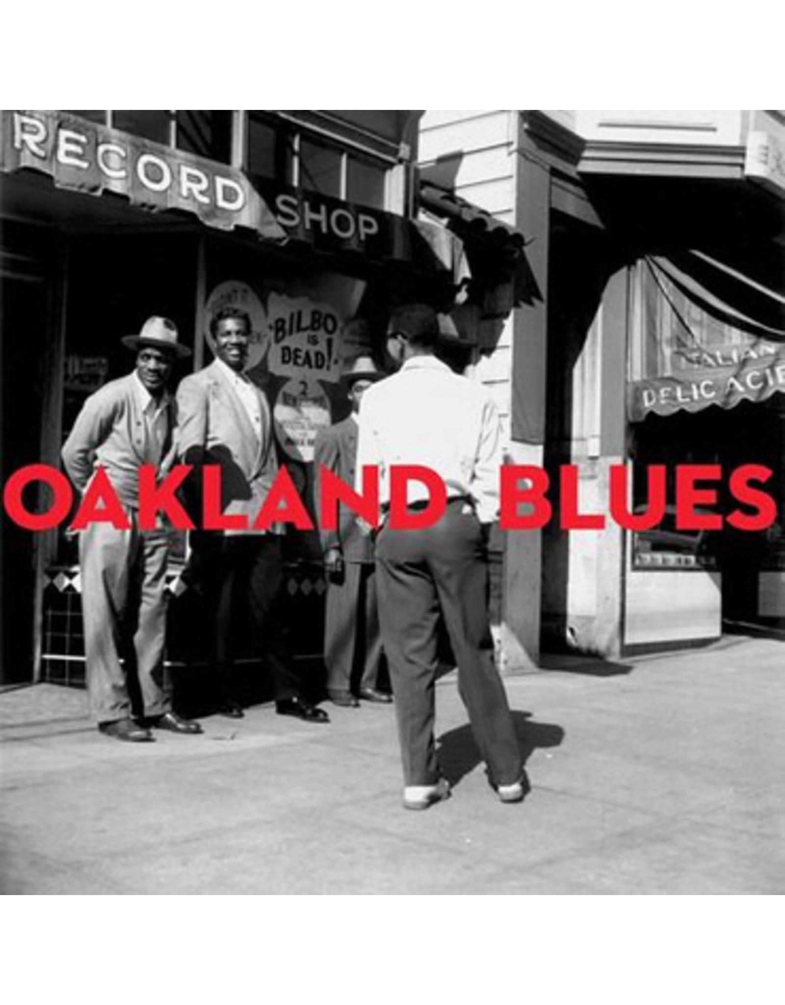 Various - Oakland Blues LP