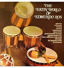 Edmundo Ros - The Latin World Of Edmundo Ros LP