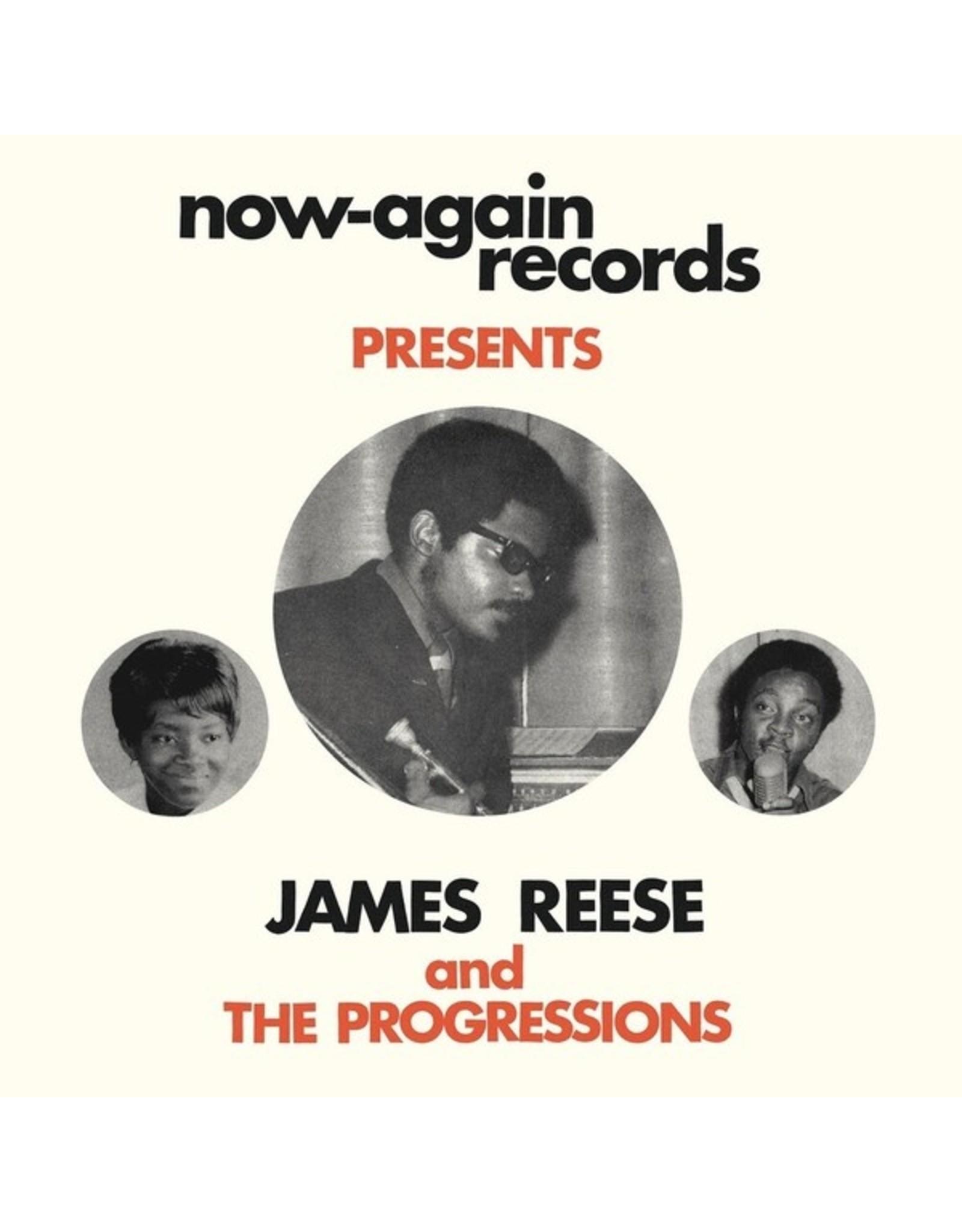 James Reese & The Progressions - Wait For Me LP
