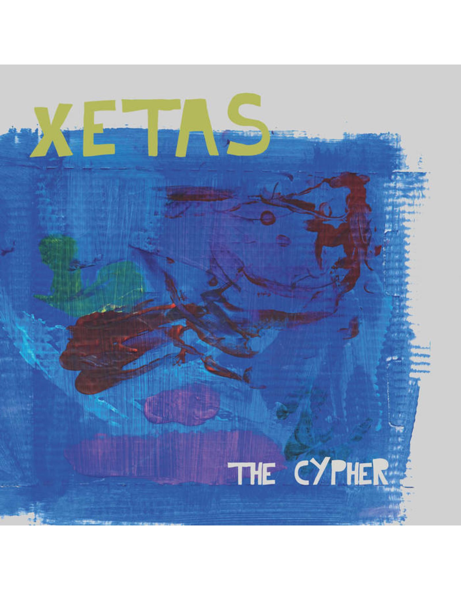 Xetas - The Cypher LP