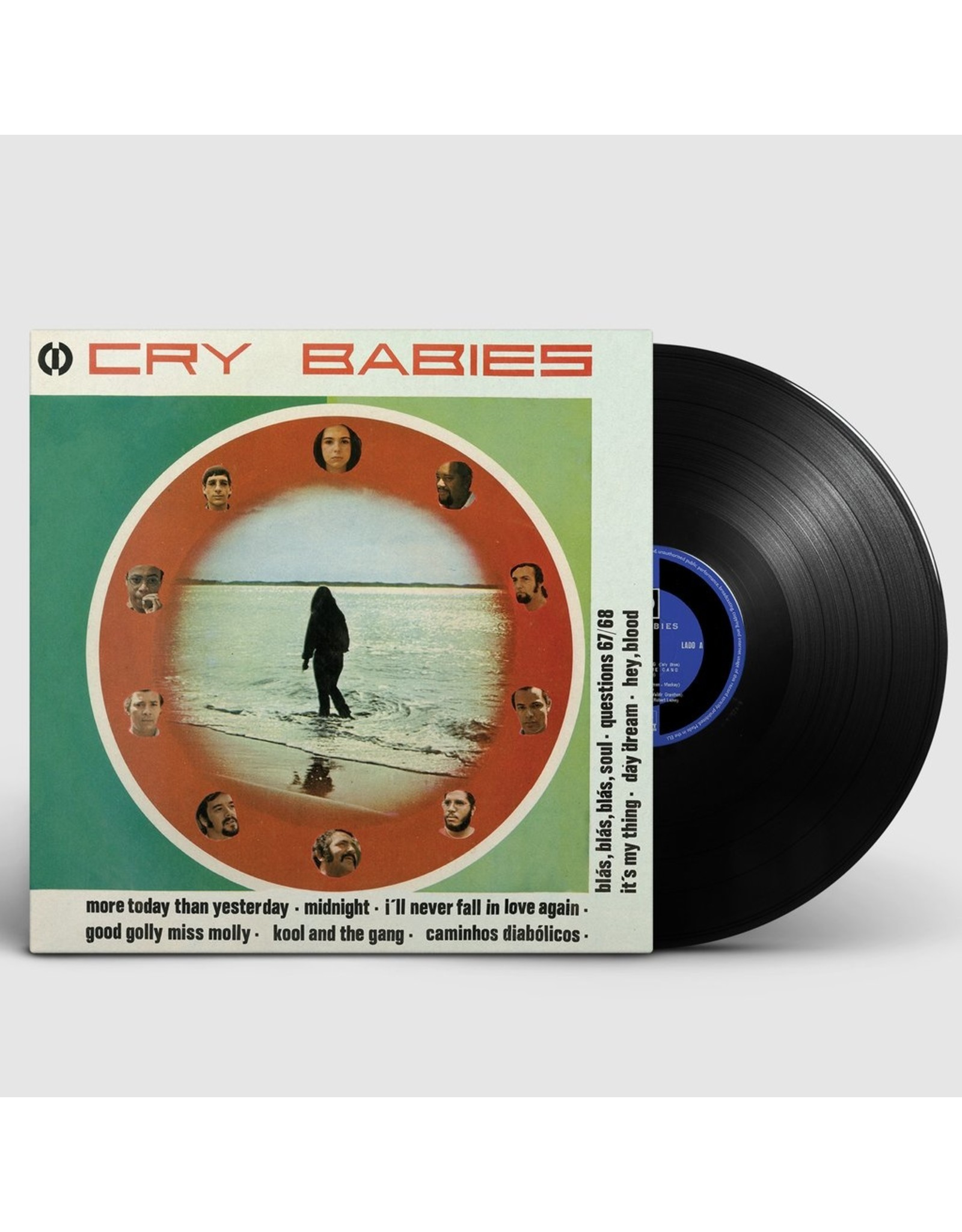 Cry Babies - S/T LP