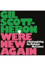 New Vinyl Gil Scott-Heron & Makaya McCraven - We're New Again LP