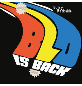 Blo - Bulky Backside LP