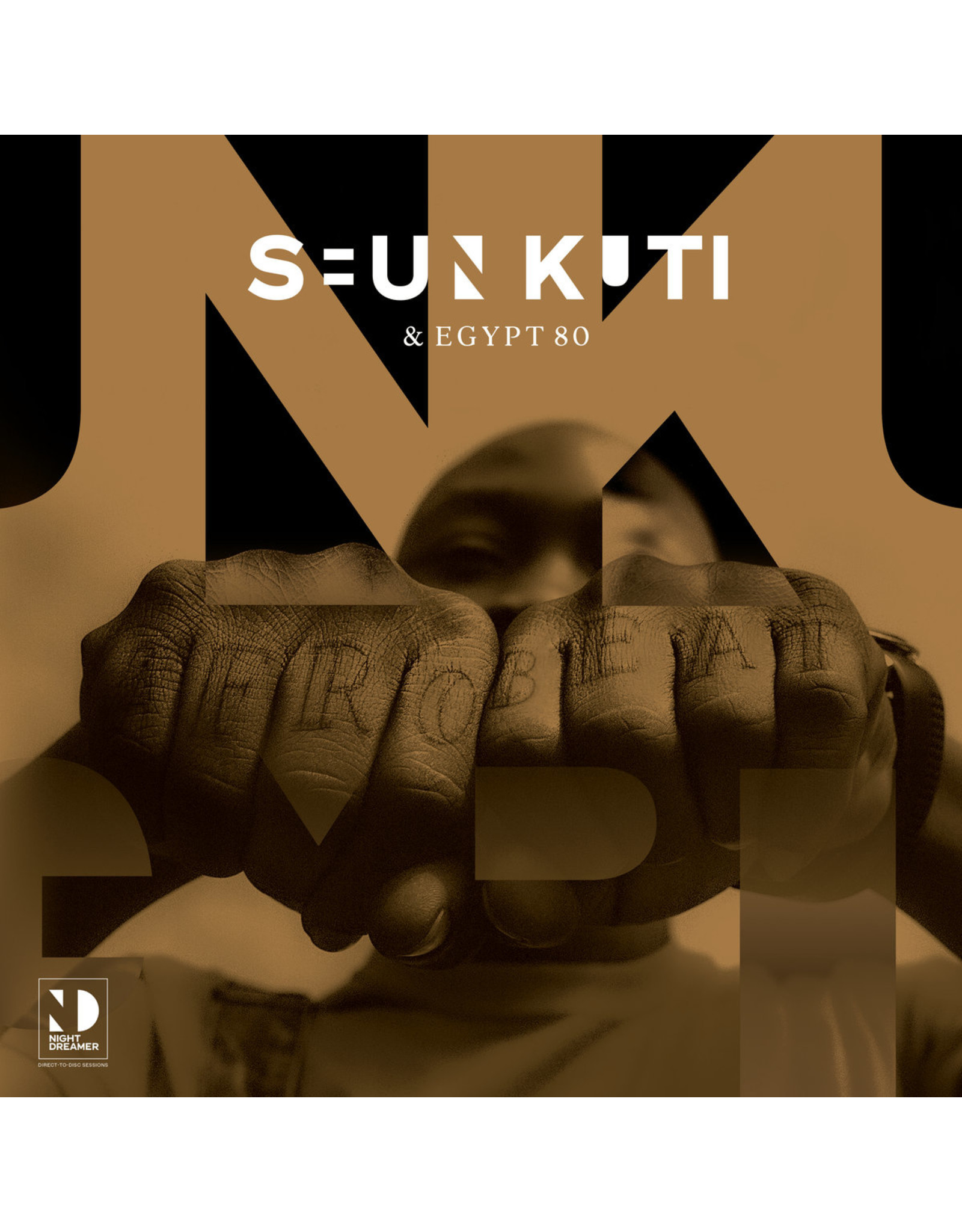 New Vinyl Seun Kuti & Egypt 80 - Night Dreamer LP