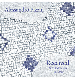 Alessandro Pizzin - Received LP