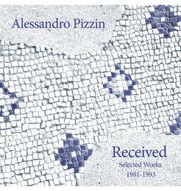 New Vinyl Alessandro Pizzin - Received LP